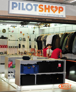 Pilot Shop interior Design