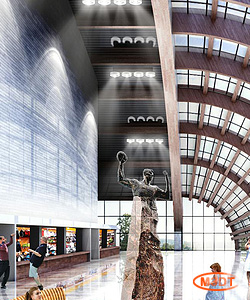 Sports Arena Project
